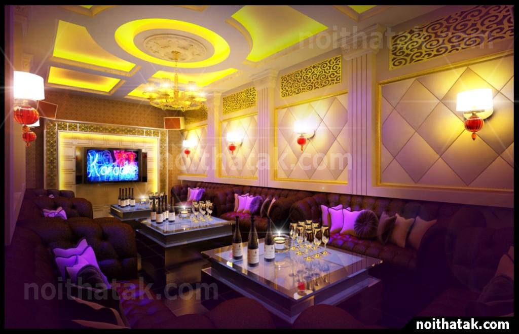 Thi công cách âm phòng hát, karaoke1a1 1024x659