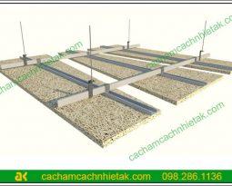 Hướng dẫn thi công len gỗ tiêu âm nói chung (1)