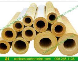 Đặc điểm của bông ống trong xử lý cách nhiệt