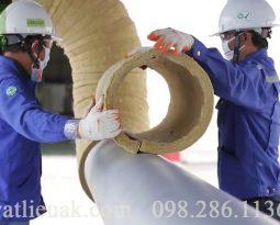 Hướng dẫn thi công bông ống