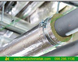 Hướng dẫn thi công bông ống+2