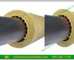 Ứng dụng của bông ống trong bảo ôn đường ống