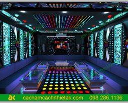 Hướng dẫn thi công bông khoáng trong cách âm phòng karaoke