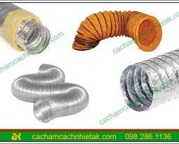 Cách chọn ống gió mềm chuẩn (1)