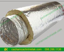 Cấu tạo ống gió mềm có bảo ôn (1)