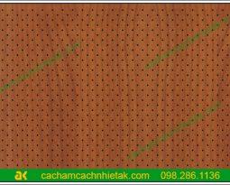So sánh Gỗ tiêu âm tại tphcm và các loại vật liệu tiêu âm khác